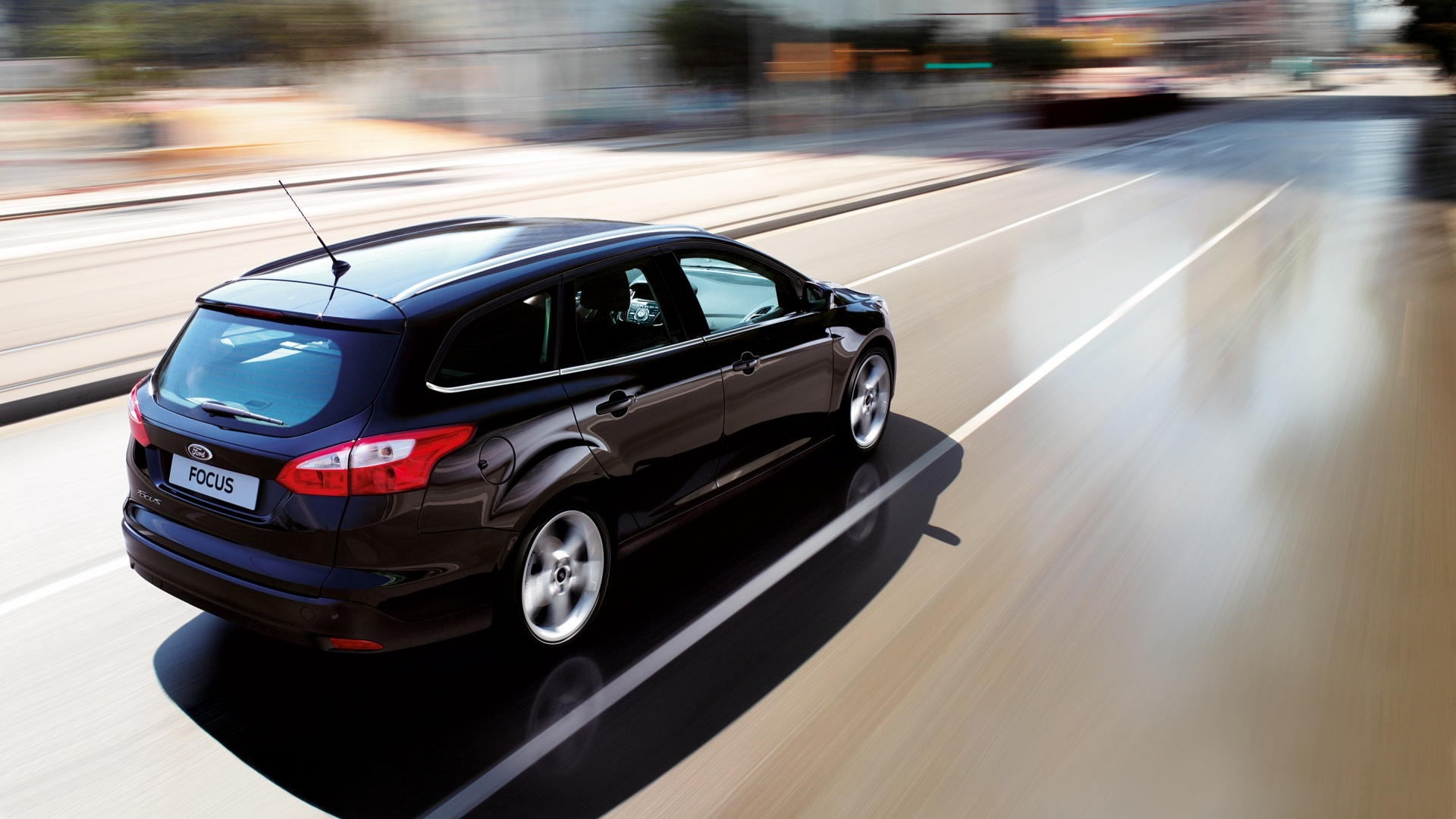 Ford Focus III - Universal
